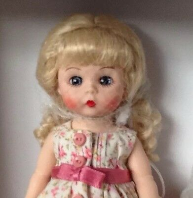 """New Madame Alexander 8"""" Doll Nature Trail, 2005, Retired"""