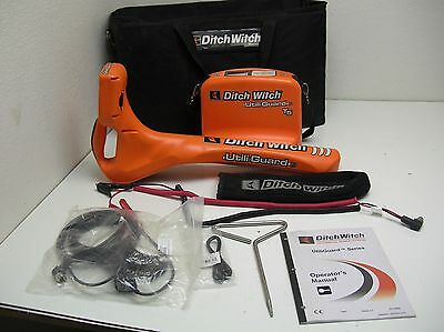Utiliguard 5 Basic Ditch Witch Subsite cable pipe wire utility locator