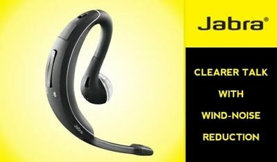 68b32b6f3f9 JABRA WAVE BT3040 WIRELESS BLUETOOTH HEADSET WIND NOISE REDUCTION BLACK only