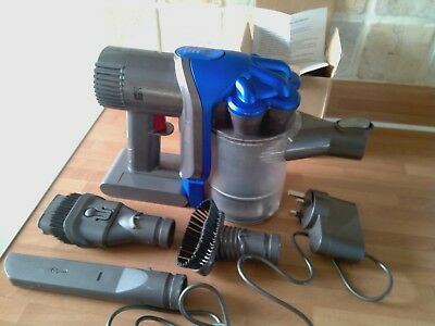 Dyson Dc31 Handheld +Brand New Battery Fully Cleaned See Pics+3 Tools+Charger