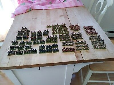 15mm painted Ancient miniatures