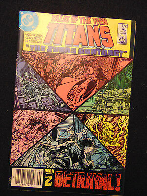 TALES OF THE TEEN TITANS #43 (Jun 1984, DC)  .99 start with NO RESERVE!