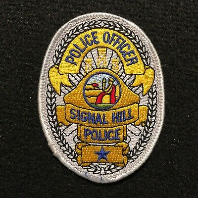 California - Signal Hill Police Department Patch