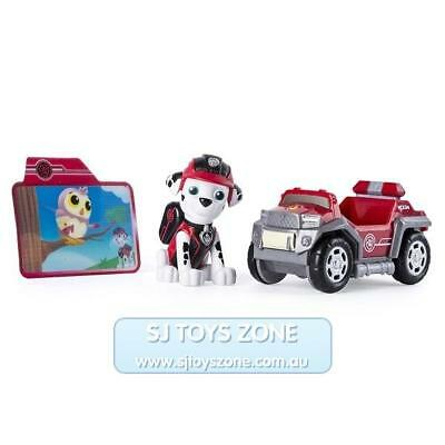Spin Master Paw Patrol Mission Paw Figure and Vehicle - Marshall