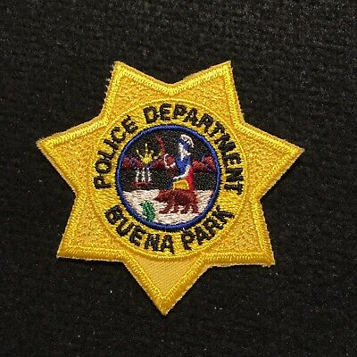 California - Buena Police Department Patch