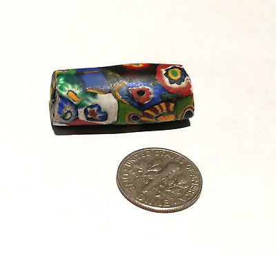 Antique Venetian Millefiori Multi-murine African Glass Trade Bead