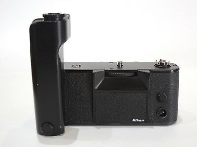 Nikon MD-4 Motor Drive for F3 camera. Good Condition