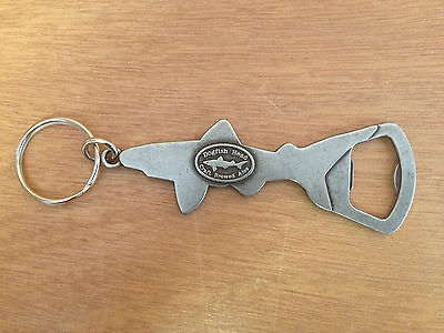 Dogfish Head Craft Brewed Ales ~ Bottle Opener & Key Ring ~ NEW & Free Shipping