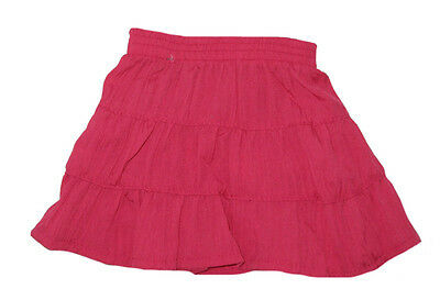 Hot Pink Crinkle Skirt Fits 18 inch American Girl Dolls
