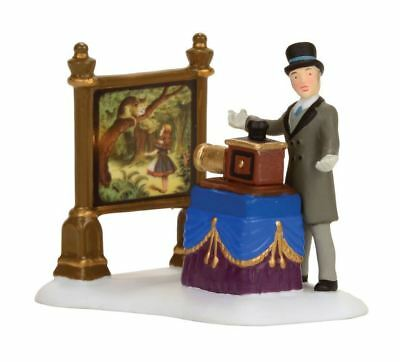 "Dept 56 Dickens Village ""the Amazing Magic Lantern Show"" 4056640 * Free Shipping"