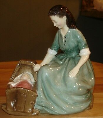 Royal Doulton Cradle Song Figurine #HN 2246 - 5 1/2""