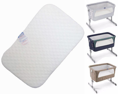 Crib Mattress COVER for Chicco NEXT2ME  beside next to me Mattress COVER ONLY