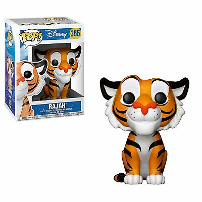 Disney Aladdin Pop! Vinyl Figure - Rajah *BRAND NEW