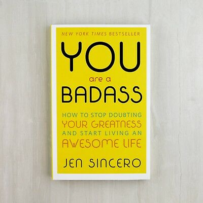 You Are a Badass: How to Stop Doubting Your Greatness MOBI, EPUB, Audiobook