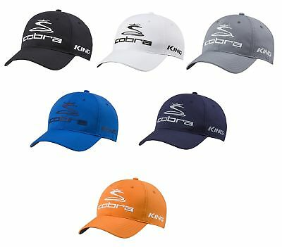 d343b04f1bc3a Cobra Pro Tour Hat Mens Fitted Cap - New 2018 - Choose Size And Color!