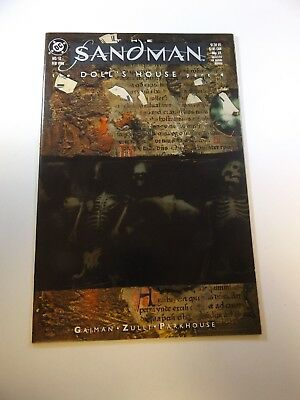 The Sandman #13 2nd series NM- condition Huge auction going on now!