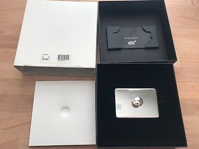 [NOS] Montblanc Lifestyle Accessories Ink Blotter Rare Collectible 9485