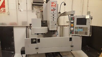 Haas TM-2 Very Low Hours, Under Power in our shop.  See this run!