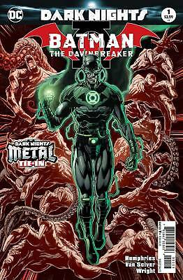 Batman The Dawnbreaker #1 3Rd Print Metal Dc Comics Nm