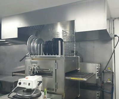 Lincoln 1000 Double Stack Pizza Conveyor Ovens Nat.Gas 120v (shipping available)