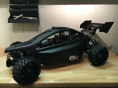 Relly Carbon Fighter 4WD