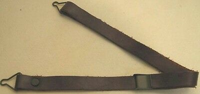 Us M1 Leather Chinstrap (A-135 )