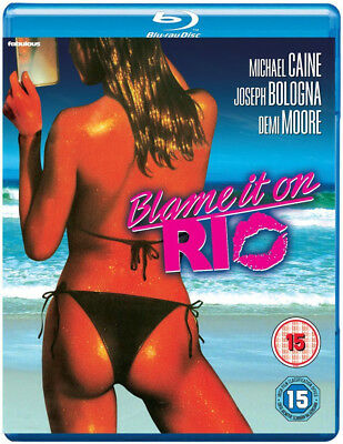 Blame It On Rio Stanley Donen UK Region B Blu-Ray  ***PLEASE READ DESCRIPTION***