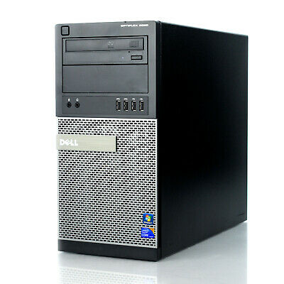 Custom Build Dell Optiplex 9020 MT  i5-4570 3.20GHz Desktop Computer PC