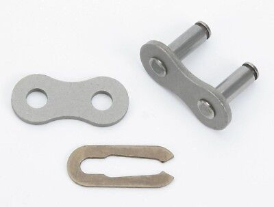 D.I.D. 428NZ-FJ Clip Connecting Link for 428 NZ Chain Black