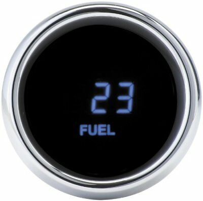 Dakota Digital MCL-3000 Series Instrument Fuel Level Gauge Blue MCL-3K-FUL