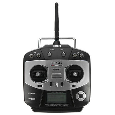Jumper T8SG 2.4G 10 Channel Multi-Protocol Compact Transmitter Battery Bay Port