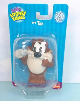CUTE Baby Looney Tunes BABY TAZ with Pet Figure