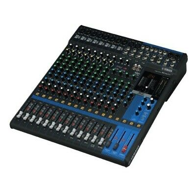 YAMAHA 16 channel mixing console MG16XU from japan F/S