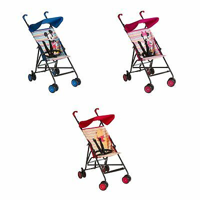 Hauck Disney Sun Plus Buggy / Pushchair / Stroller With Canopy 6 Months To 15kg