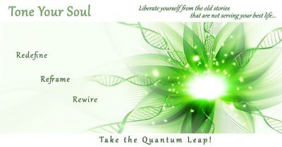 Quantum Sound Personal Session with Sharon Warren