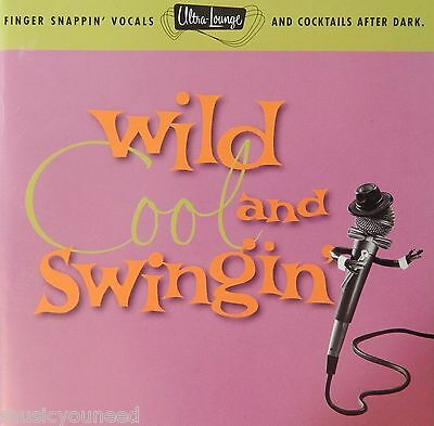 Ultra-Lounge Vol. 5: Wild Cool and Swingin' - Various Artists(CD 1996) VG++ 9/10