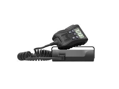 Crystal Db477D Uhf 80Ch  Cb 2 Way Radio Remote Face Display Speaker Microphone