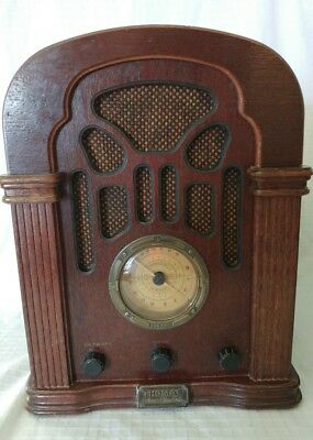 THOMAS AMERICA Series 1934 Collector's Edition Radio~#411~AM/FM ~Vintage 1988