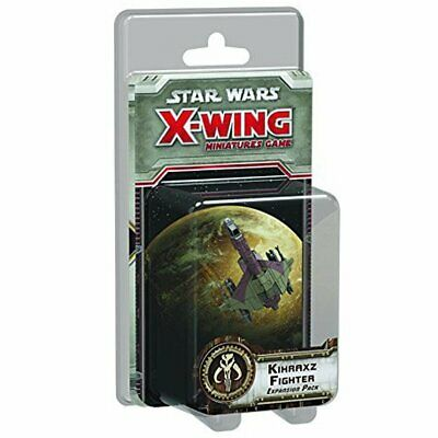 Star Wars X-Wing Miniatures Game Kihraxz Fighter Expansion Pack