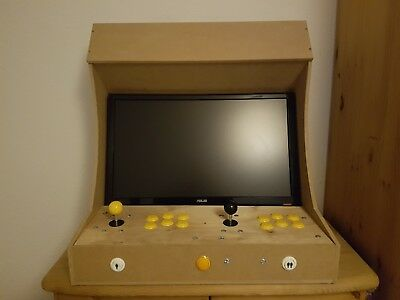 Bartop Arcade 2 Player