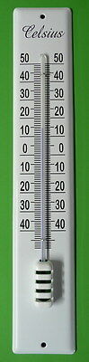Emaille Thermometer  Emaillethermometer 40 cm  Email