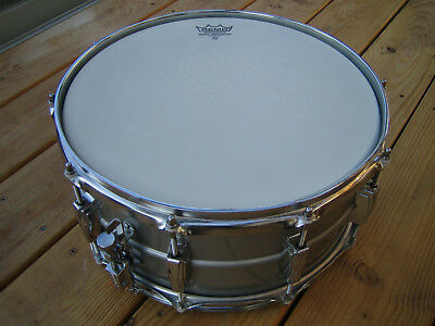 "Vintage LUDWIG - Snare Supraphonic 14x6.5"" 1976"