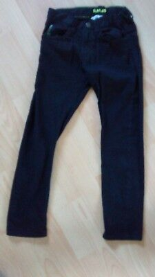 Boys black jeans.  Age 9-10 years.
