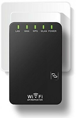 WiFi Router Range Extender Signal Booster Amplifier With Ethernet Port Internal
