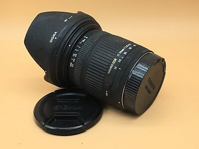 Sigma DC 17-70mm f2.8-4.5 Zoom Lens For APS-C Canon DSLR EF-S / EOS - (#26)