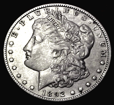 1892-O Morgan Silver Dollar...............min. Bid .01 & No Reserve!