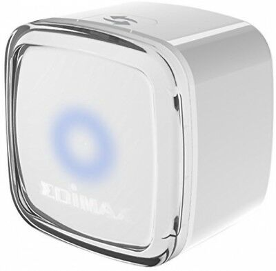 Edimax EW-7438RPn Air N300 Smart Compact Wireless Range Extender (Free App