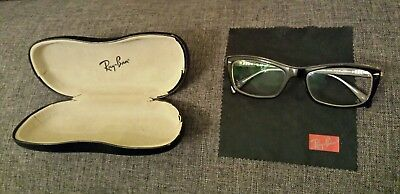 Rockabilly Pin up Ray Ban Brille für Frauen