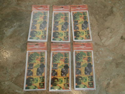 SHREK 2 Scrapbook Stickers 6 packs and each pack has 4 sheets  total of 24