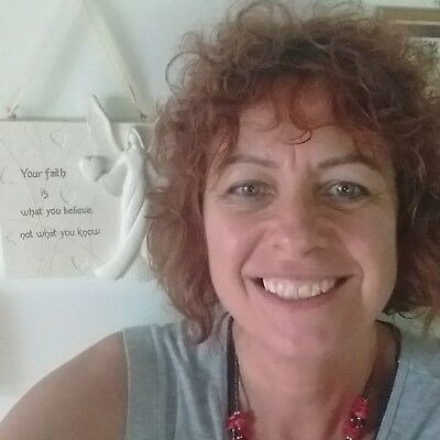 Reflexology Appointment with Annette Parker Holistic Practitioner RRPr